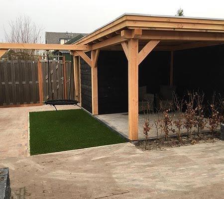 Tuinrenovatie Waddinxveen